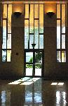L'entrée de l'Aula Magna